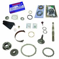 Transmission - Automatic Transmission Parts - BD Diesel - BD Diesel BD Build-It Ford E4OD Trans Kit 1990-1994 Stage 4 Master Rebuild Kit 4wd 1062104-4