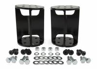 "Steering And Suspension - Suspension Parts - Air Lift - Air Lift 6"" Angled Universal Air Spring Spacer 52465"