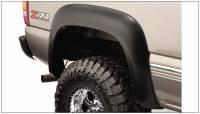 Exterior - Fender Flares - Bushwacker - Bushwacker FF EXTEND-A-FENDER STYLE 2PC 40104-02