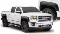 Exterior - Fender Flares - Bushwacker - Bushwacker FENDER FLARES POCKET STYLE 4PC 40974-02
