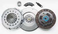 Transmission - Manual Transmission Parts - South Bend Clutch - South Bend Clutch HD Organic Rep Kit 1944-6OKHD-6.0/6.4