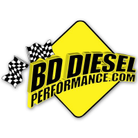 BD Diesel - BD Diesel BD 6.0L Powerstroke EGR Cooler Ford 2004-2007 w/Square Tube (after 09/22/2003) 1090202