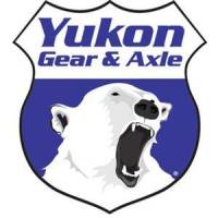 Yukon Gear - Yukon Gear Differential Cover, Chrome, For Dana 30 Standard Rotation YP C1-D30-STD