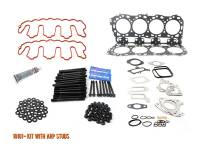 Engine Parts - Cylinder Head Parts - Merchant Automotive - LLY Head Gasket Kit With ARP Studs, Duramax