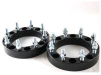 "Merchant Automotive - 1-1 2"" Wheel Spacers 8 on 180, Pair, LML L5P, 2011+"