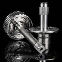 Transmission - Automatic Transmission Parts - SunCoast Diesel - 37 SPLINE SOLID BILLET INPUT SHAFT/TORQUE CONVERTER KIT